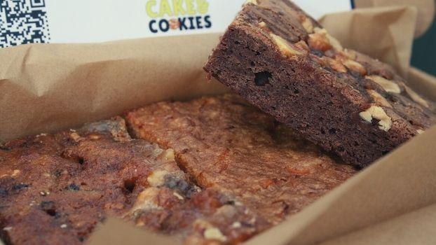 Verstuur je Cake & Cookies bij Zaai Kweek & Eet! Heerlijke huisgemaakte zoetigheden in handige brievenbuspost!